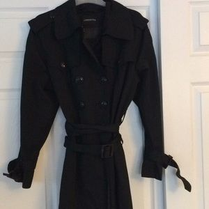 London Fog Lined Trench Coat